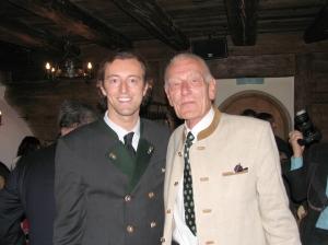 Dr. Mario-Max Prince Schaumburg-Lippe, son of HH. Prince Waldemar af Schaumburg-Lippe and Dr. Gertraud-Antonia