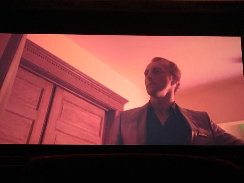 Hollywood Actor Prince Mario-Max Schaumburg-Lippe in SLEEPLESS / Screening Warner Brother Studios