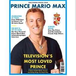 Prince Mario-Max Schaumburg-Lippe Cover