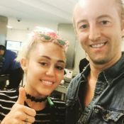 Prince Mario-Max Schaumburg-Lippe with Miley Cyrus